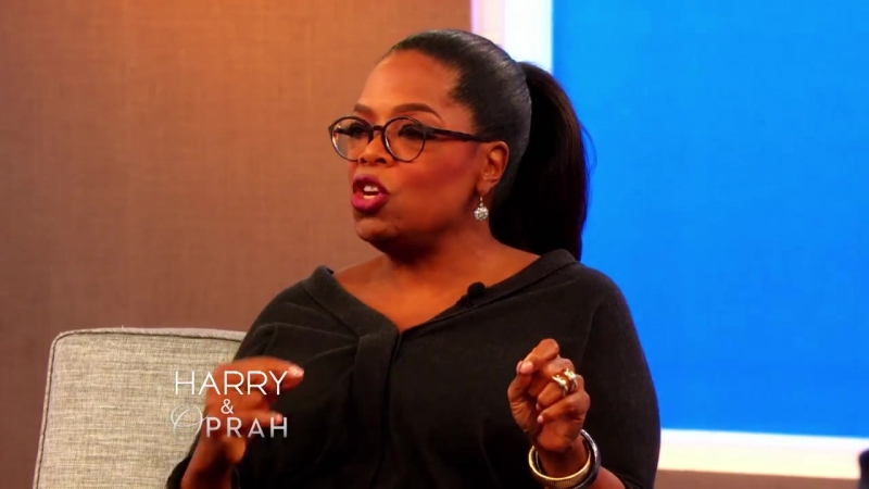 MONDAY! Harry Oprah The One Hour Event!