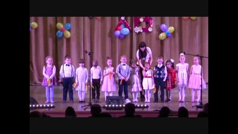 Пасхальный концерт воспитанников воскресной школы при храме свв мцц Веры Надежды Любови и их матери Софии
