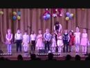 Пасхальный концерт воспитанников воскресной школы при храме свв мцц Веры, Надежды, Любови и их матери Софии.