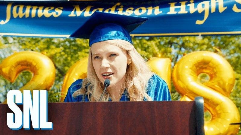 Graduation Commercial - SNL