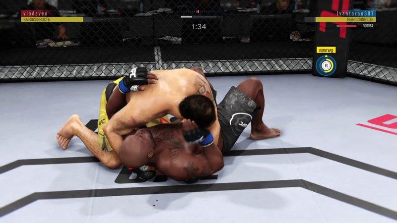 JFL 8 HEAVYWEIGHT Minotauro Nogueira vladsven vs Derrick Lewis Ivantaran307