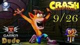 Crash Bandicoot N. Sane Trilogy Часть 1 Реликт 9