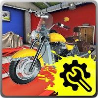 Install  Motorcycle Mechanic Simulator