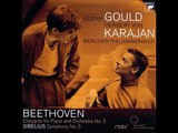 Glenn Gould, Herbert Von Karajan - Beethoven Concerto For Piano And Orchestra No. 3