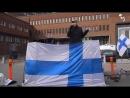 Mielenilmaisu sananvapauden puolesta - Helsinki - 06.10.2016