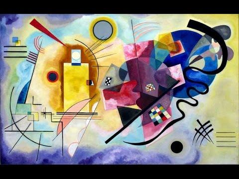 Kandinsky: color, percepción y sensación