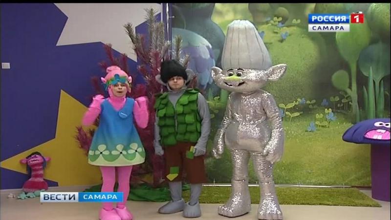 Ролик о наших Новогодних представлениях на ТВ