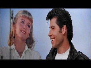 Grease Summer Nights John Travolta & Olivia Newton John 1978 HD
