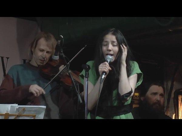 Alisa Ten Folk Machine Le Fuseau Vole breton folk song