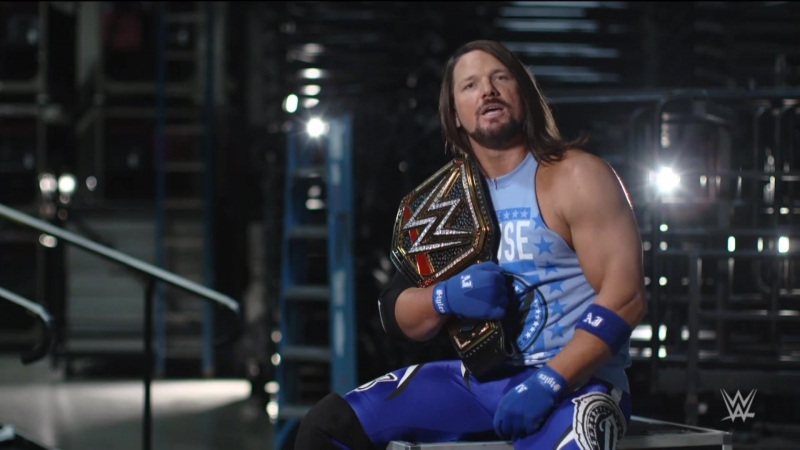 WWE Fastlane 2018 Official Promo feat. AJ Styles