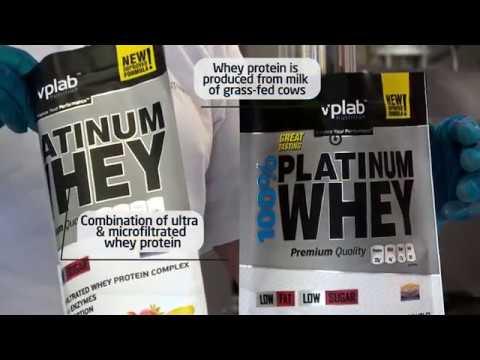 Производство VPLAB NUTRITION