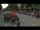 Военный парад в ознаменование 73-й годовщины победы в Великой Отечественной войне в Симферополе