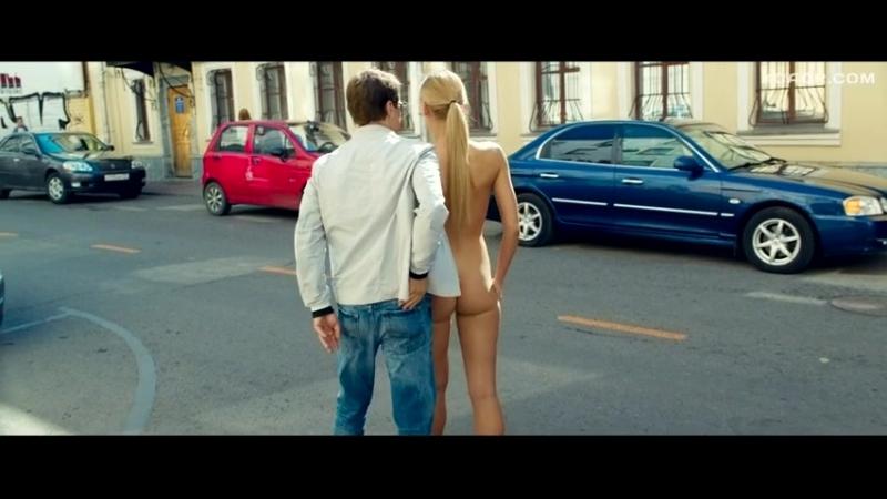 Голая попа Оксаны Акиньшиной – СуперБобровы (2015) XCADR.COM
