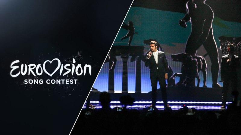 Il Volo - Grande Amore (Italy) - LIVE at Eurovision 2015 Grand Final