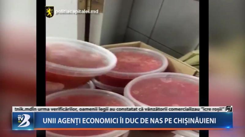 UNII AGENȚI ECONOMICI ÎI DUC DE NAS PE CHIȘINĂUIENI