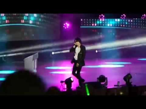 180514 INFINITEinRussia INFINITE / WOOHYUN 남우현 Solo - performances kbee 2018 [직캠/fancam]