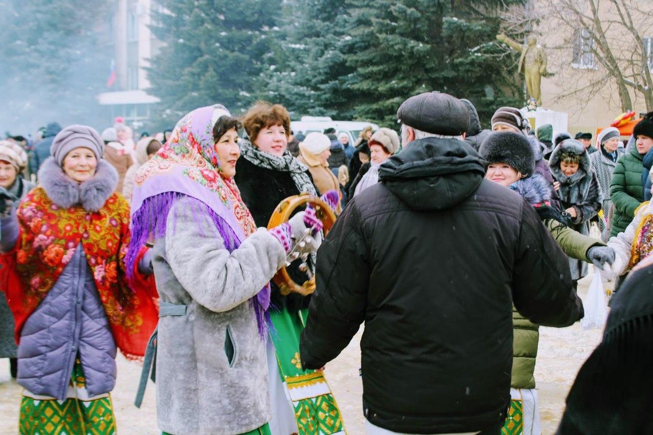 Веселый праздник с угощениями прошел в Красноармейске