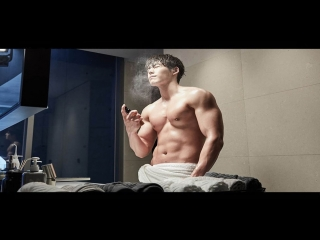 Самый накаченный Корейский Актер (Kim Woo Bin)