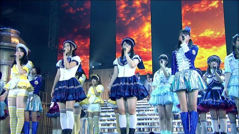 SKE48 National Tour SKE to Kekkai Shukai – Kobe World Hall (20131026) [часть 2]