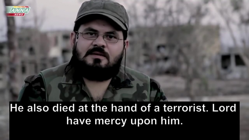 Syrian soldiers, why they defend Syria