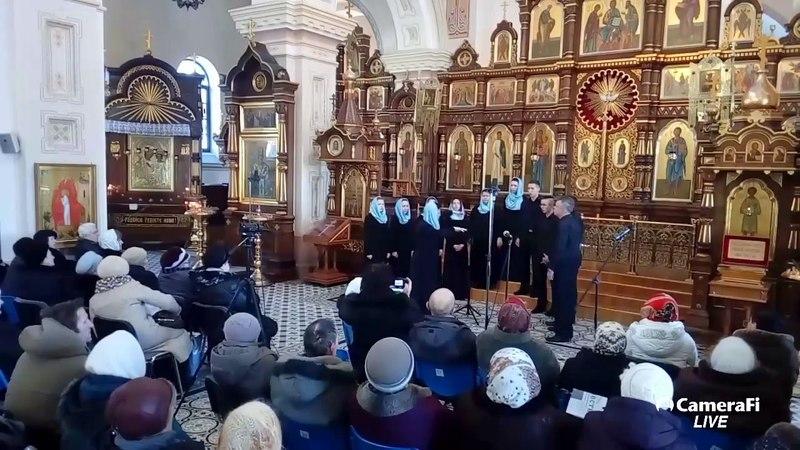 Сретение ансамбль храма Иоанна Предтечи г.Минск
