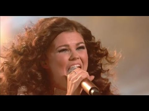 Saara Aalto: Celine Dion's Titanic 'My Heart Will Go On' WOW!   Live Shows 7   The X Factor UK 2016