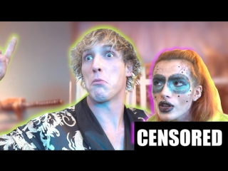 Logan Paul Vlogs: MY MUSIC VIDEO WENT SEXUAL! **Gone Sexual**