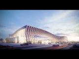 ✈✈✈ НОВЫЙ АЭРОПОРТ В КРЫМУ. Репортаж Грэма Филлипса. Crimea Simferopol Airports Mega New Terminal! Exclusive Report