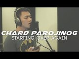 Starting Over Again by Natalie Cole Chard Parojinog COVER VERSION