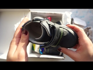 Весенняя детская обувь- Ортопедическая или анатомическая! - Наши ботиночки