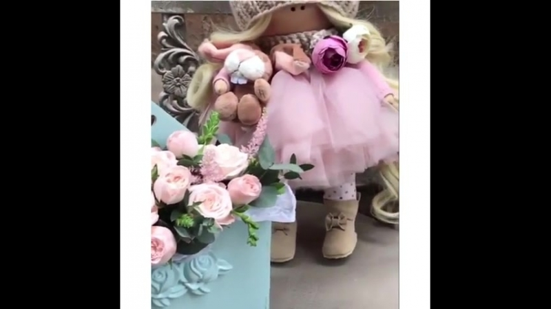 Куколки @ little_si_dolls ручной работы 🙌🏻 рост малышек 30 см, наполнены синтепухом 💭и любовью 💝, юбочки выполнены из оригинальн