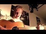 Tennessee Whiskey - Jim van der Zee ( acoustic cover)