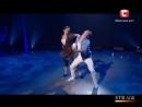 Алиса Доценко и Антон Гала концерт Танцуют все 6 27 12 2013 online video cutter com
