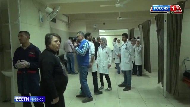 Вести 20:00 • Свежий видеофейк как повод ударить по Сирии: кто снял постановочную химатаку