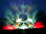 Goa Gil (eniChkin Project - Skazi hit eniChkin n run 666 bitch ) Incredible Laser Show