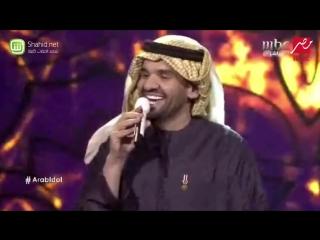 حسين الجسمي - ستة الصبح ¦ 2014 Arab Idol