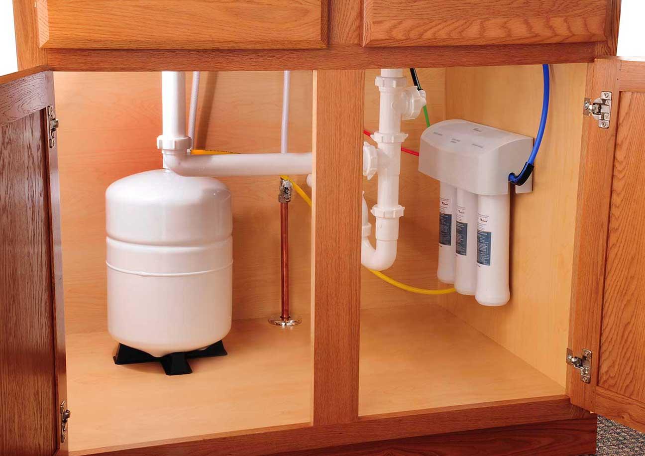 Каковы различные типы систем очистки воды?