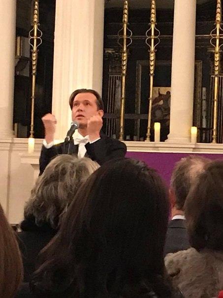 13 марта 2018 г., Песни любви, Grosvenor Chapel, Лондон, Англия Ssk7iecuxK0