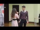 Данилькевич Виктория и Крейдич Дмитрий. Конкурс чтецов На волне вдохновения - 2018. Этап 3