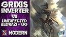 Jolt - Modern - Grixis Inverter vs U/G Unexpected Eldrazi