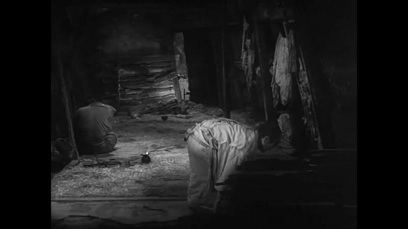 На дне / Donzoko (1957) Акира Куросава / Япония (Максим Горький)