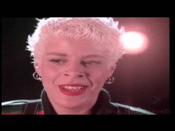 Yazz The Plastic Population - The Only Way Is Up (Single Version) Music Video