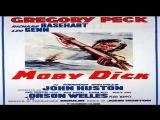 1956 John Houston -Moby Dick La Balena Bianca - Gregory Peck Richard Basehart Leo Genn James Robertson Justice Orson Welles)