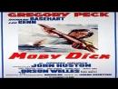 1956 John Houston Moby Dick La Balena Bianca Gregory Peck Richard Basehart Leo Genn James Robertson Justice Orson Welles