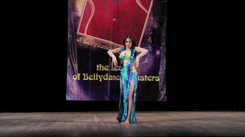 Istomina Olesya - International Bellydance cup 2018 (Moscow)