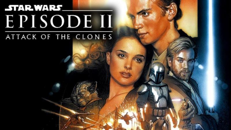 Смотрим Звездные войны Эпизод 2 Атака клонов 2002 Movie Live