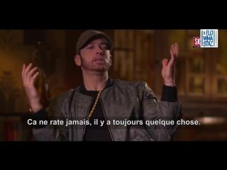 Eminem о новой школе, работе с Beyonce и др. [Рифмы и Панчи]