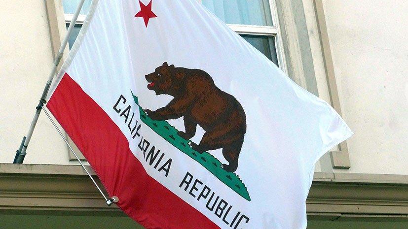 В Калифорнии начнут сбор подписей за выход из состава США