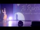 Анна Пащенко - Al Rakesa Art Oriental Festivaval 2017