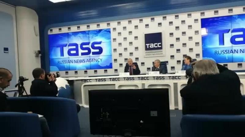 Трансляция Пресс конференции СФ комиссии по защите государственного суверенитета.2